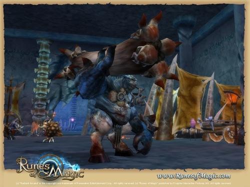 RunesOfMagic_Cyclops_Stronghold_-_Boss_Boddosch_02