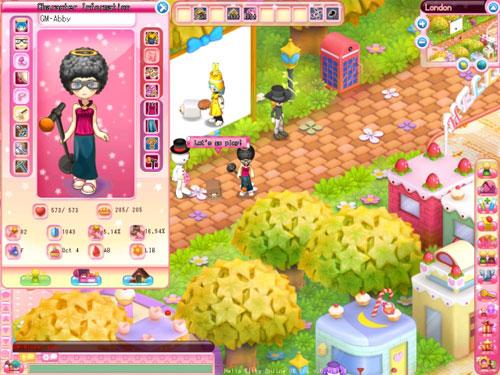 Hello Kitty Online Llega A Europa Y En Espanol Zona Mmorpg