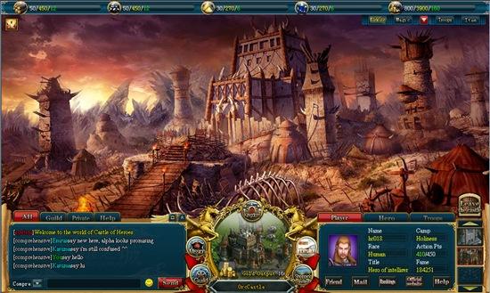 orc castle