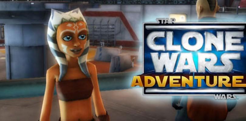Nuevo mini juego e ítems para Star Wars: Clone Wars Adventures