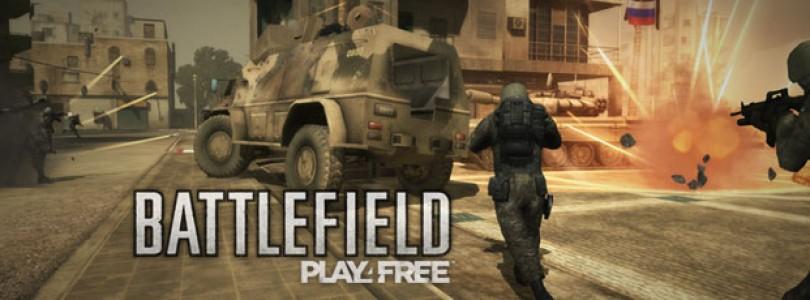 Battlefield Play4free incorporará el modo Rush