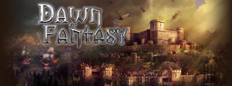 Dawn of Fantasy ha sido lanzado oficialmente