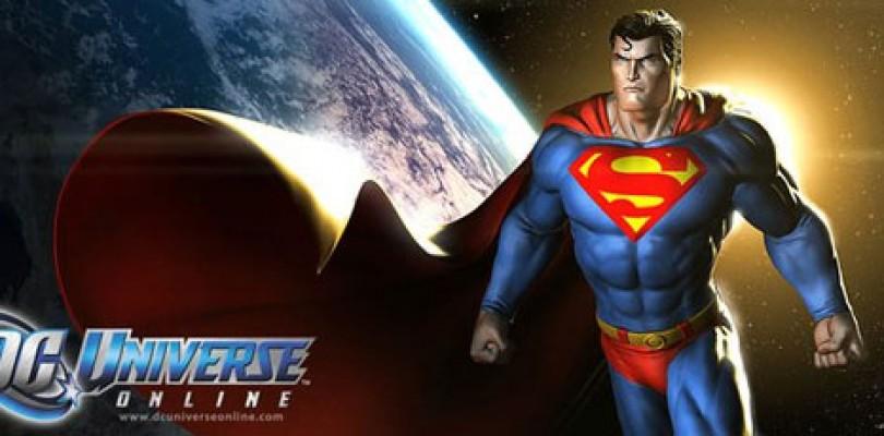 Abierto el servicio de DC Universe Online para Europa