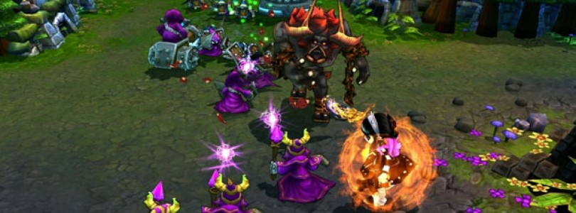 Riot Games presenta el tribunal de League of Legends