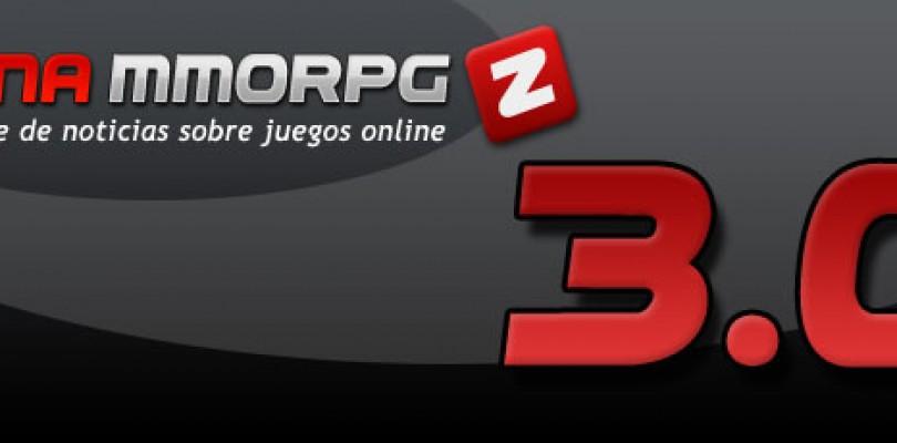 Estrenamos nuevo diseño – Zonammorpg 3.0