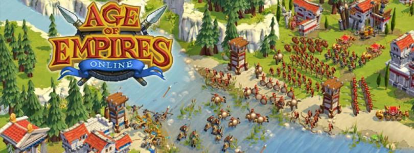Juego gratuito de la semana: Age of Empires Online