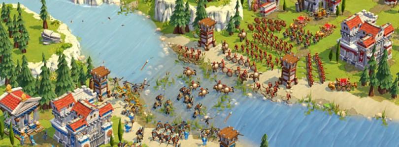 Nuevos cambios en el progreso tecnológico de Age Of Empires Online