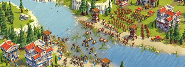Age of Empires Online ya tiene fecha de lanzamiento