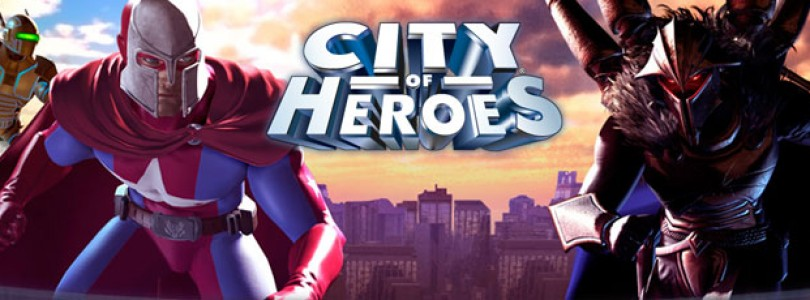20.000 firmas para salvar a City of Heroes