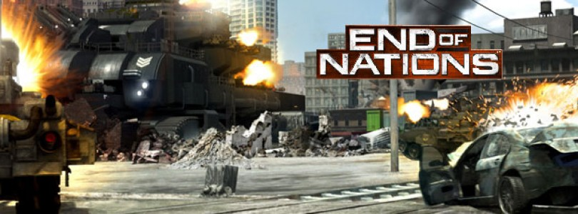 Arranca la ultima beta de End of Nations