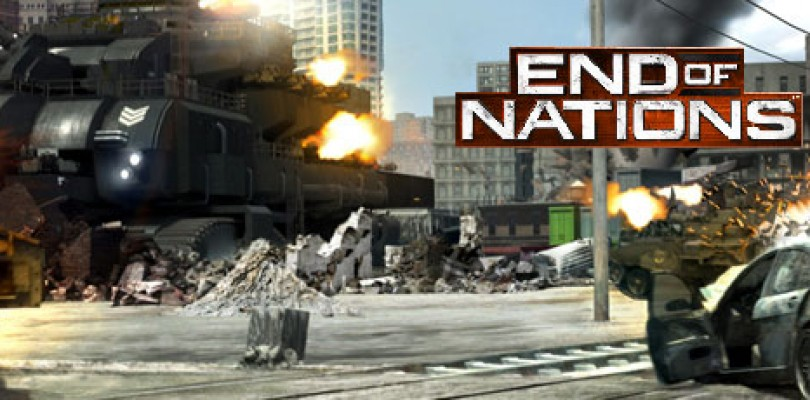 La segunda beta de End of Nations tendrá lugar este fin de semana