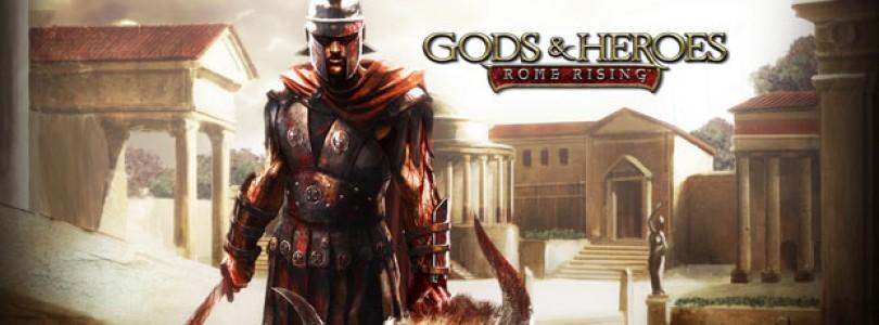 Gods and Heroes: Rome Rising tendra una edición exclusiva