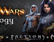 ¡Sorteamos dos copias de Guild Wars Trilogy!