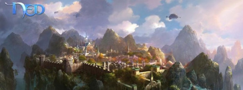 WeMade presenta NED: The New Era of Fantasy