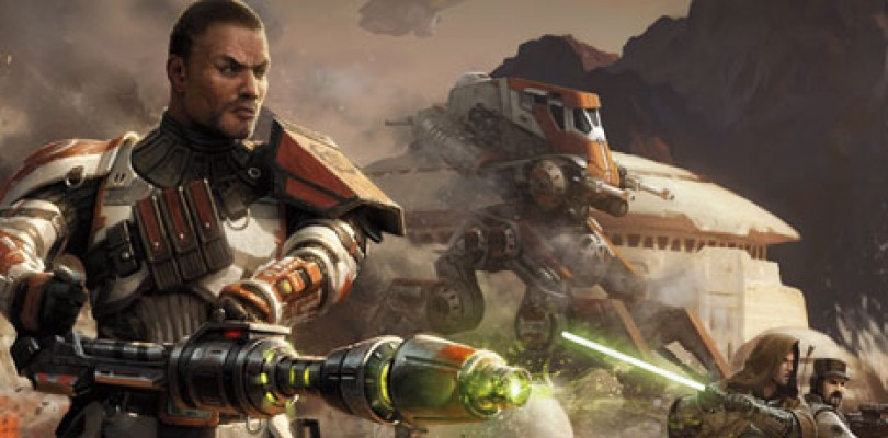 Nueva warzone en Star Wars: The Old Republic