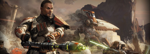 Star Wars: The Old Republic - Videos