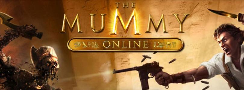The Mummy Online presenta nuevo trailer y web en Español