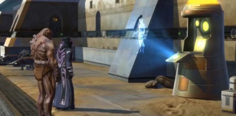 EA habla sobre descenso de suscriptores en Swtor