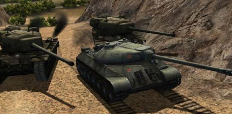 E3: World of Tanks invade Los Angeles con sus tanques