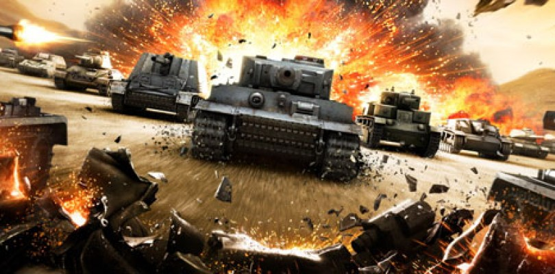 Ganadores del concurso World of Tanks
