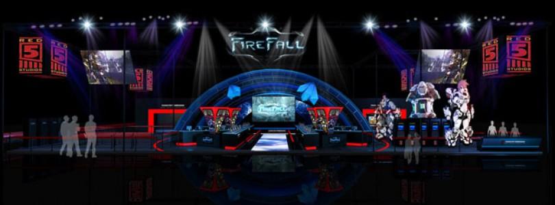ChinaJoy 2011: El impresionante stand de Firefall