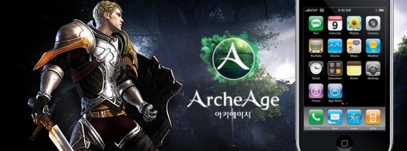 Chinajoy 2011: ArcheAge tendrá una aplicación para movil