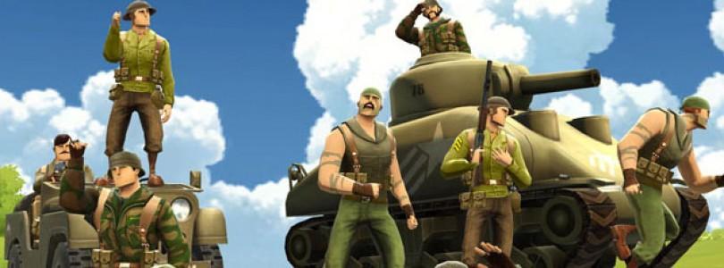 Abierta la nueva barbería para Battlefield Heroes