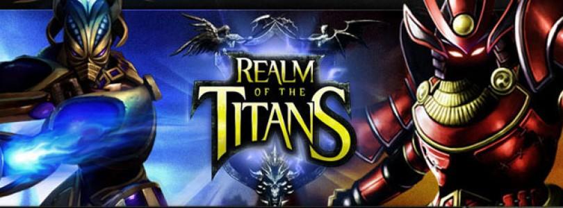 Comienza la beta cerrada de Realm of the Titans
