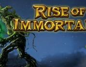 Rise of immortals: Evento de Navidad