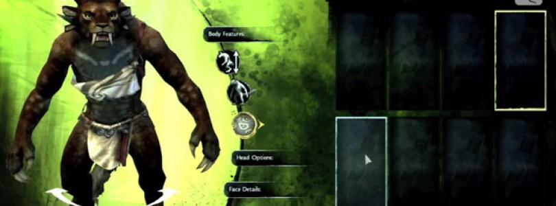 Recopilación de vídeos de Guild Wars 2 desde la Gamescom