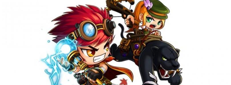Maple Story: Nuevo personaje y nuevas mazmorras