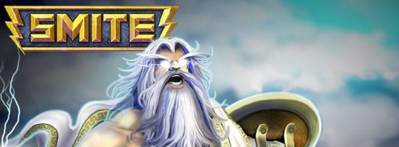 Primer vídeo gameplay de SMITE, nuevo juego tipo DotA