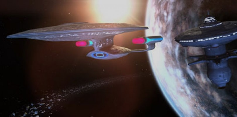 GC 2011 – Imágenes y vídeos de Star Trek Infinite Space