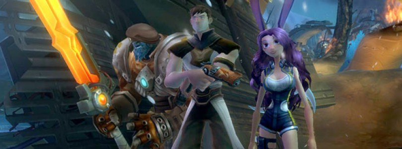Nuevo vídeo Gameplay de WildStar, lo nuevo de NCsoft