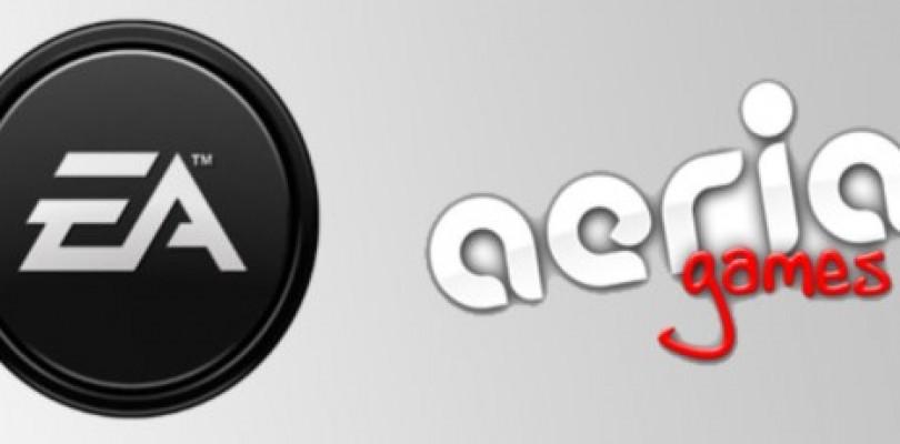 EA se asocia con Aeria Games