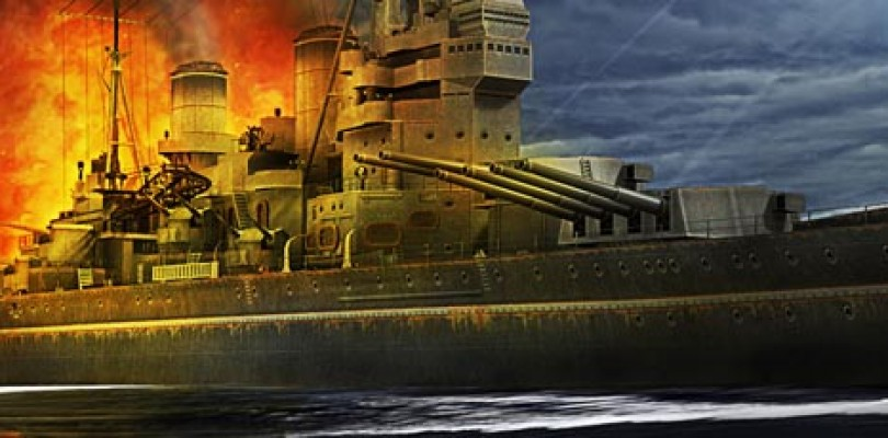 E3: Nuevo trailer de World of Battleships