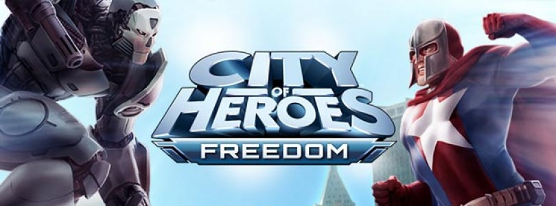 City of Heroes presenta su actualización Issue 23: Where Shadows Lie