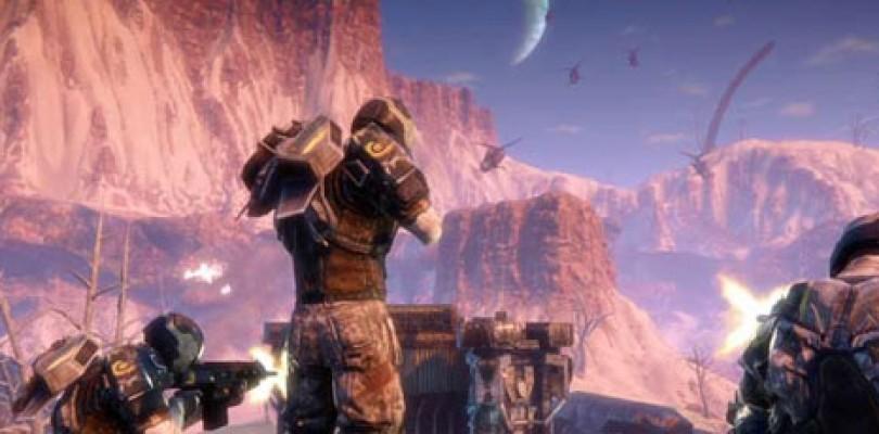 SOE lanza un gameplay de la Alpha de PlanetSide 2