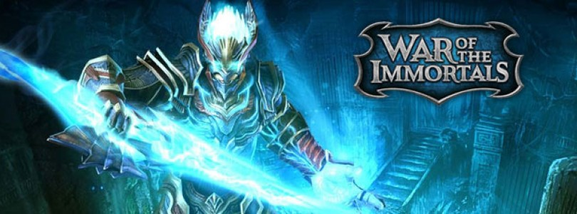 Consigue tu clave de War of the Immortals