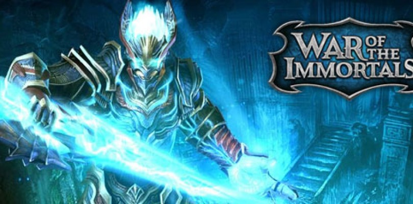 Nueva actualización de contenido para War of the Immortals