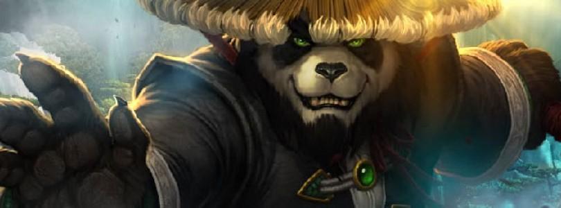 Nueva expansión para World of Warcraft, Mists of Pandaria