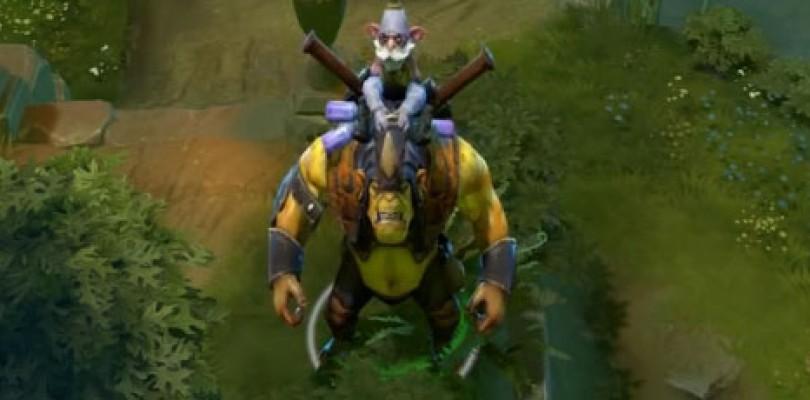Alquimista – Nuevo héroe para Dota 2