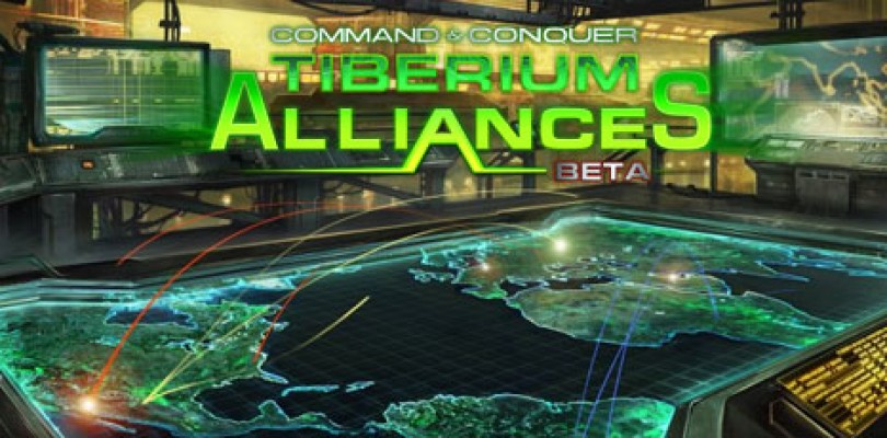 Command & Conquer Tiberium Alliances lanzado oficialmente