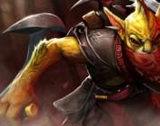DOTA2: Actualización y nuevo Héroe, el Bounty Hunter