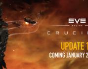 Nuevo parche para Eve Online: Crucible 1.1