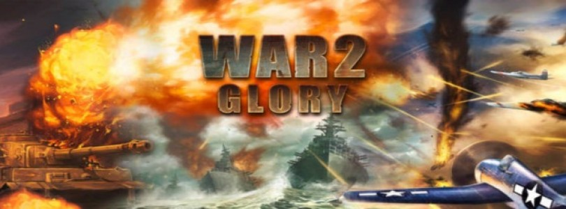 Comienza la beta de War2 Glory