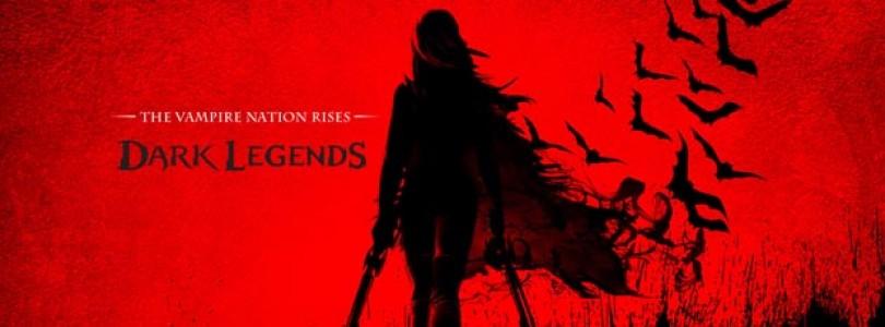 Disponible el MMO de Vampiros Dark Legends