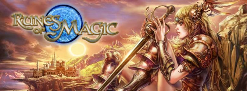 Runes of Magic de Aeria Games comienza su Beta Cerrada