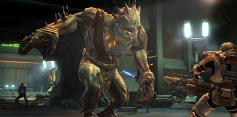 Llega la actualización 1.1 para Star Wars The Old Republic