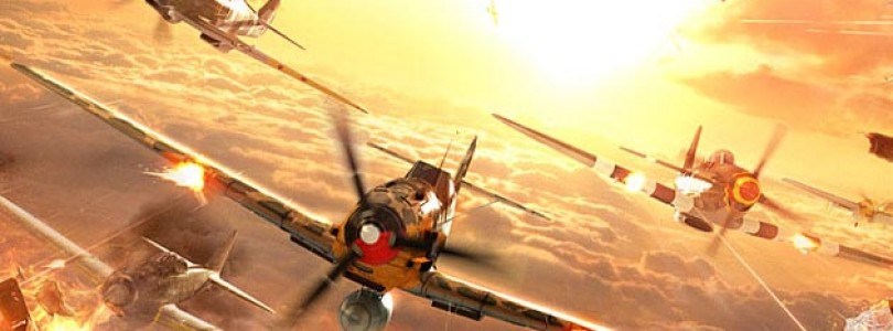 World of Warplanes alcanza 100,000 peticiones para su alpha